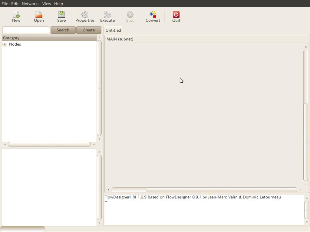HARK version 1 2 0 Document : FlowDesigner for Linux